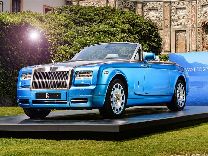 Luxury Vehicle: Top 5 Most Expensive Luxury Cars