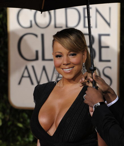 Commit Mariah carey huge tits
